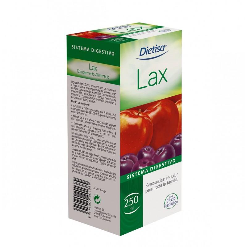 Dietisa Lax xarop 250 ml