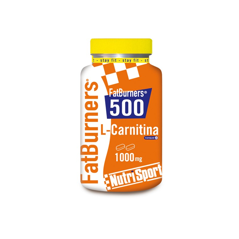 Fat burners 500 40 comprimits