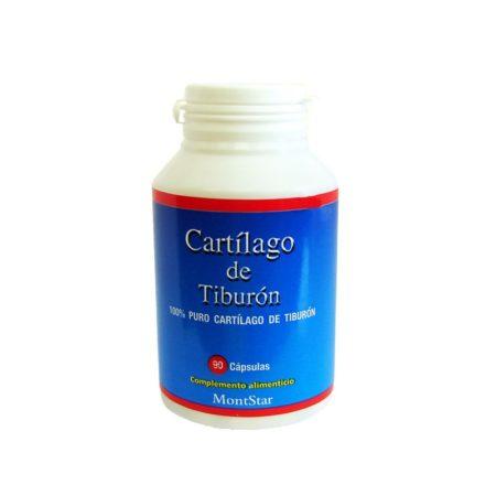 Cartílag de tauró 90 càpsules