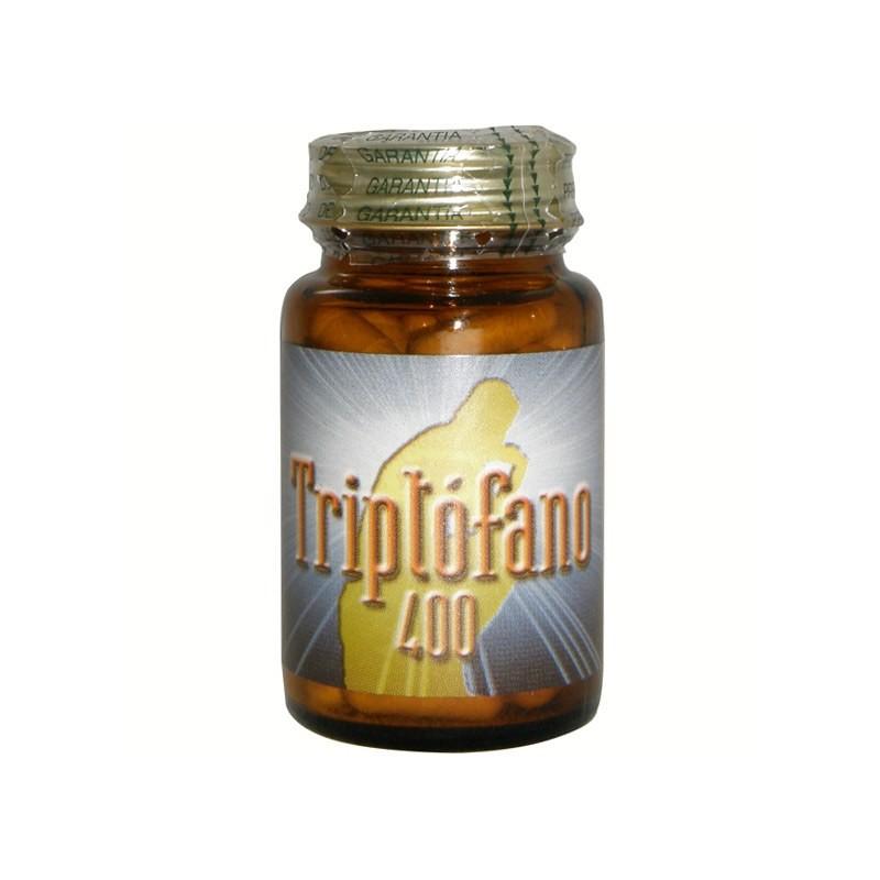 Triptòfan 400 - 50 càpsules