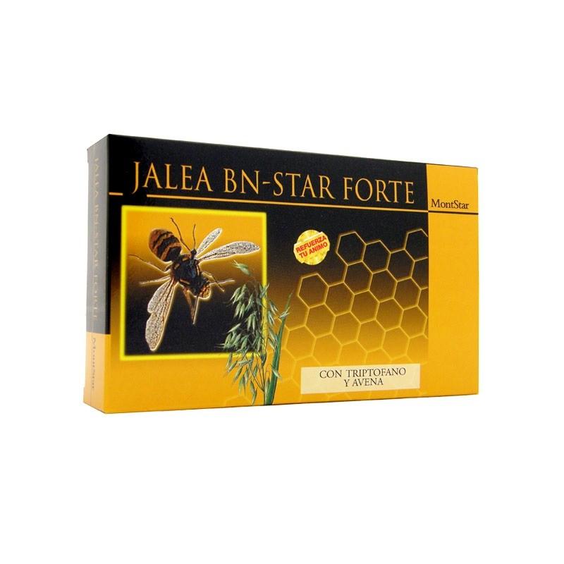 Gelea Reial BN-Star Forte 20 ampolles