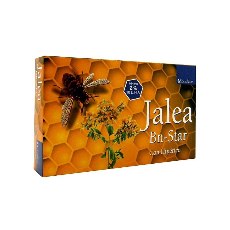 Gelea Reial BN-Star 20 ampolles