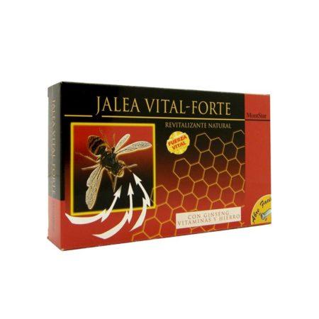Gelea Vital Forte 20 ampolles