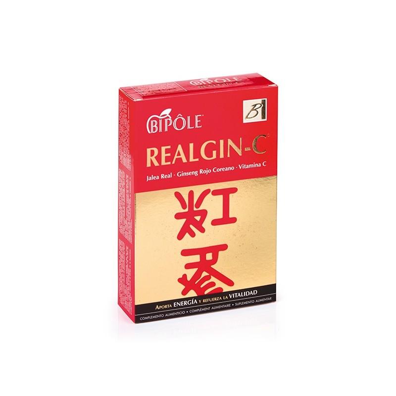 Realgin-C 20 ampolles