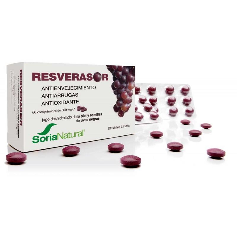 Resverasor 60 comprimits