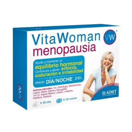 Vitawoman Menopausa 60 comprimits