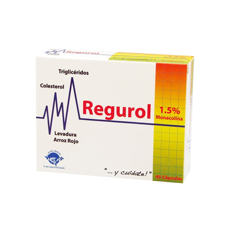 Regurol 45 càpsules