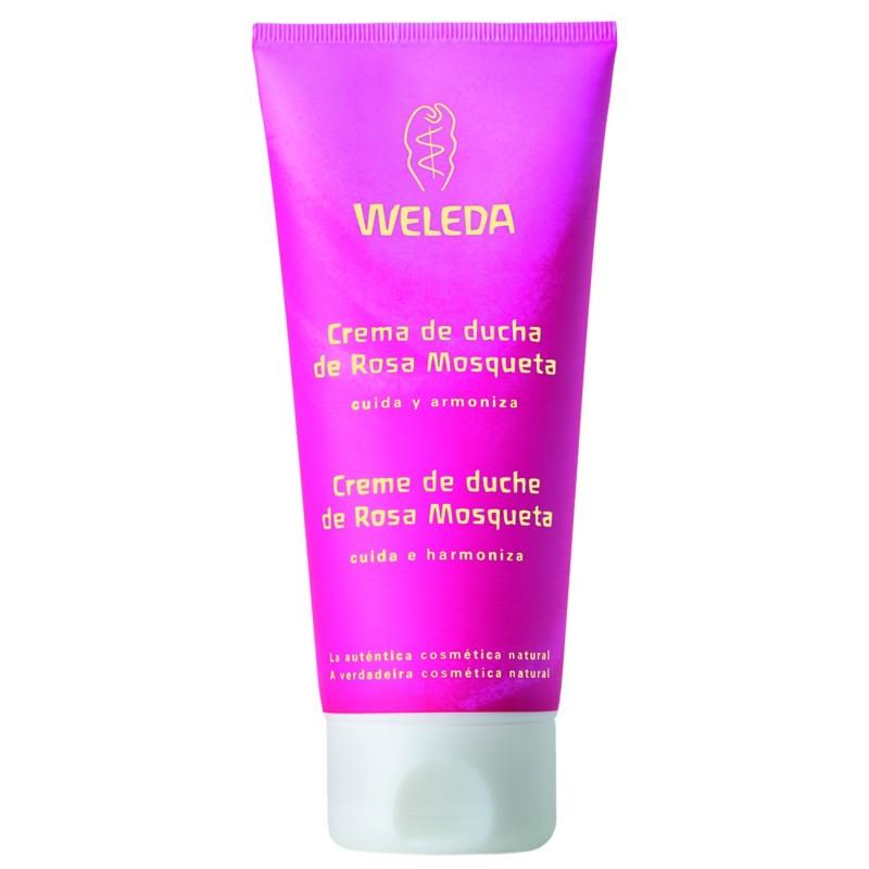 Crema de dutxa de Rosa Mosqueta 200 ml