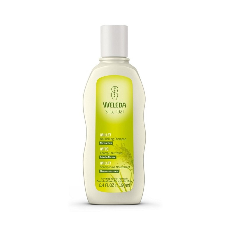 Xampú Nutritiu amb Mill 190 ml