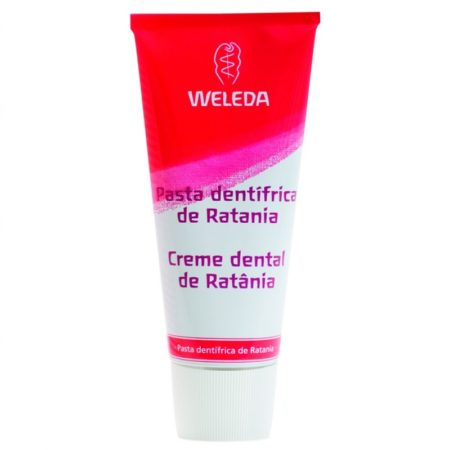Pasta Dentífrica de Ratània Mineral 75 ml