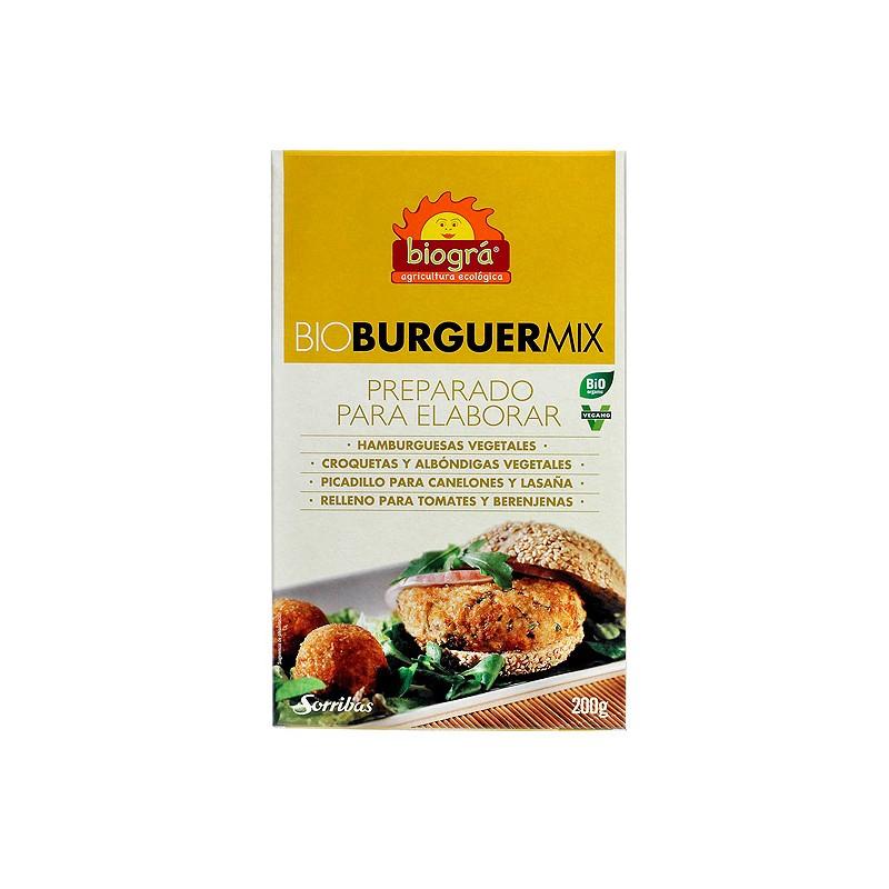 Bio Burguer Mix 200 g
