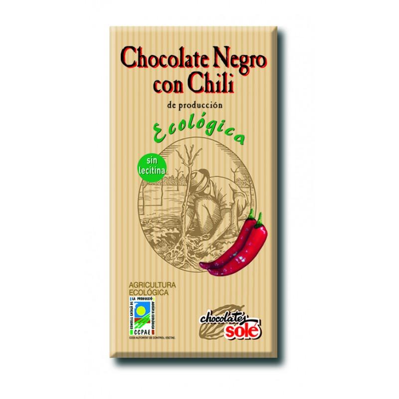 Xocolata Negra 73% Xili Eco