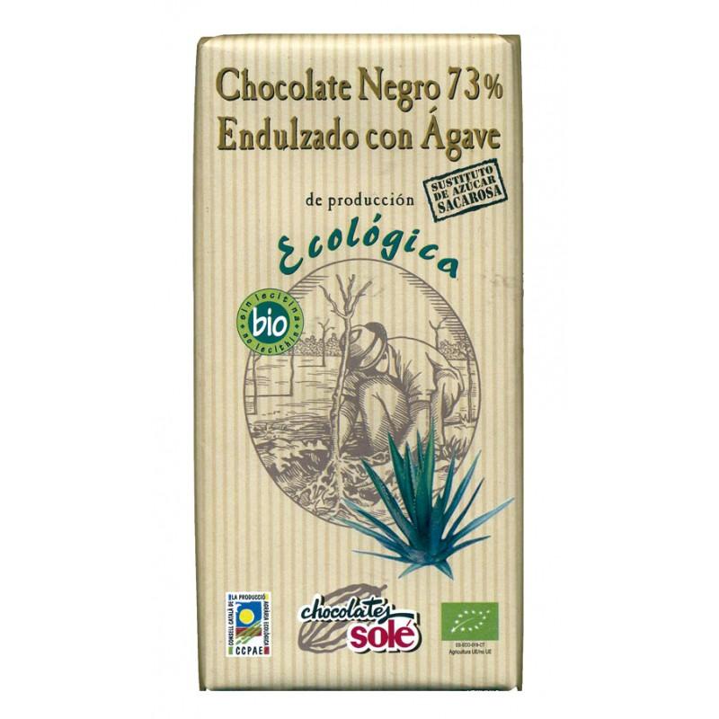 Xocolata Negra 73% Àgave Eco