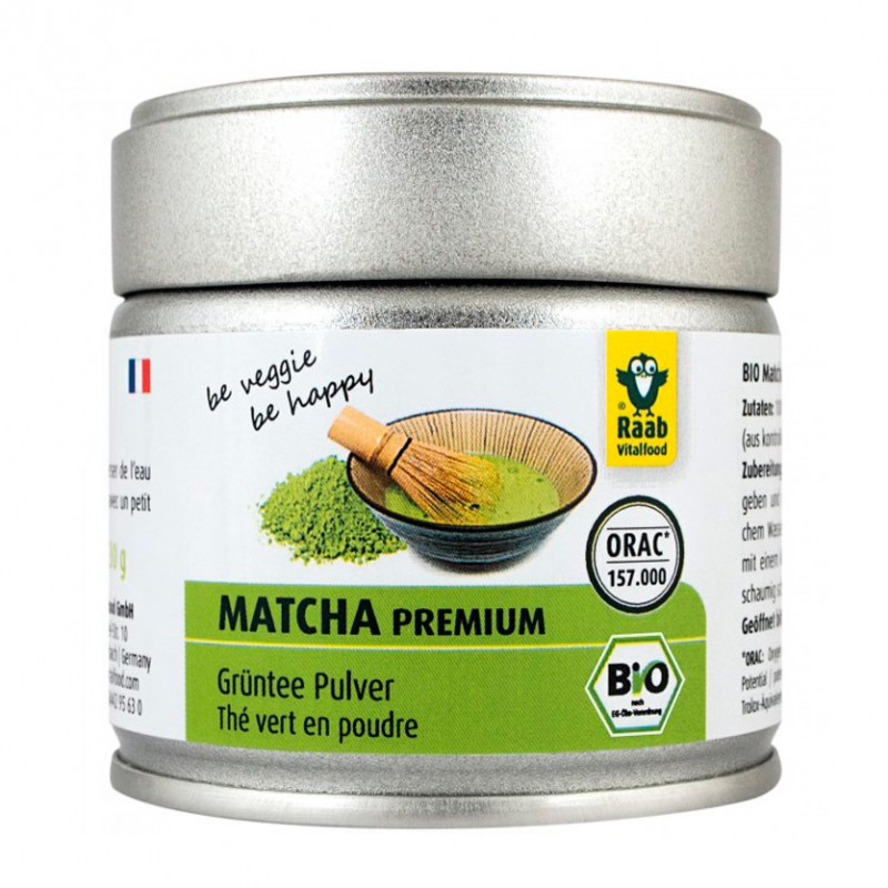 Te Matcha Premium Bio
