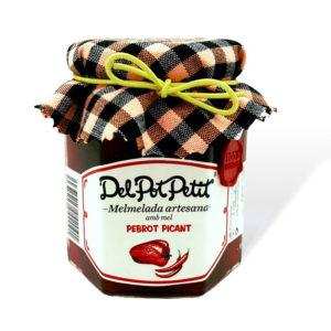 Mermelada de Pimiento Picante – Del Pot Petit