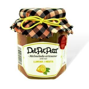 Mermelada de Limón y Menta – Del Pot Petit
