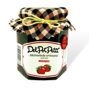 Mermelada de Fresas – Del Pot Petit