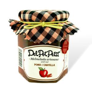 Melmelada de Poma i Canyella – Del Pot Petit