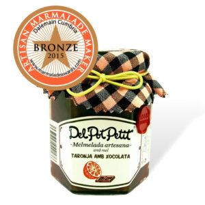 Melmelada de Taronja i Xocolata – Del Pot Petit