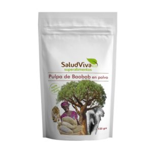 Pulpa de Baobab Polvo Bio – Salud Viva