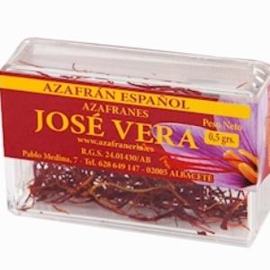 Azafrán – José Vera
